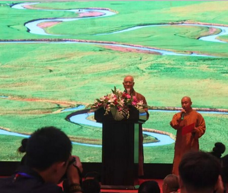 DLAI was invited to participate in the Inauguration ceremony of Wan Fo Monastery【Activities2015】