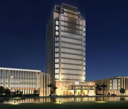 无锡环境监控中心建筑设计