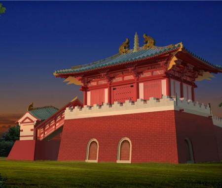 万米文化长城
