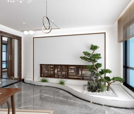 大明荆王府茶室室内设计