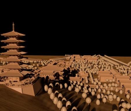 渤海胜境,智慧道场,宁安市渤海禅寺总体规划