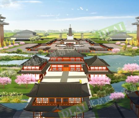 湖南省常德市善导寺文化园总体规划