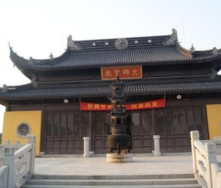 苏州莲华寺规划设计