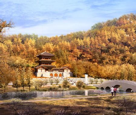 广东新会大圣寺
