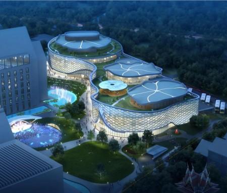 泰国文化中心设计