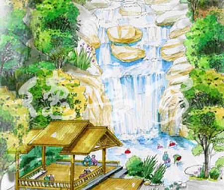 广东省郁南县向阳湖旅游度假区总体规划