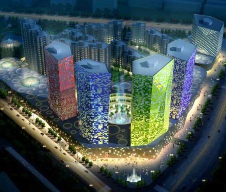 北京回龙观城市综合体