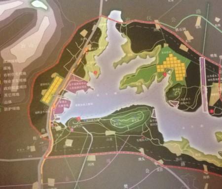 金牛湖新城概念性规划