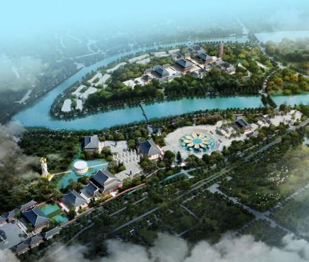 广西平果观音文化博览园总体规划
