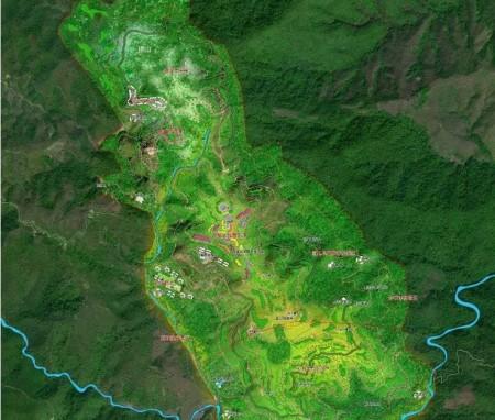 西双版纳佛居山生态文化旅游区总体规划