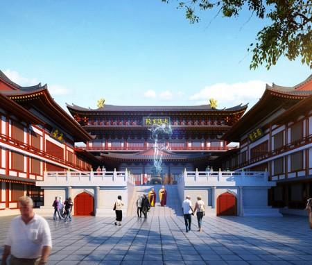 如何从0到1建设一所寺庙;建设寺庙需要哪些手续和要求?