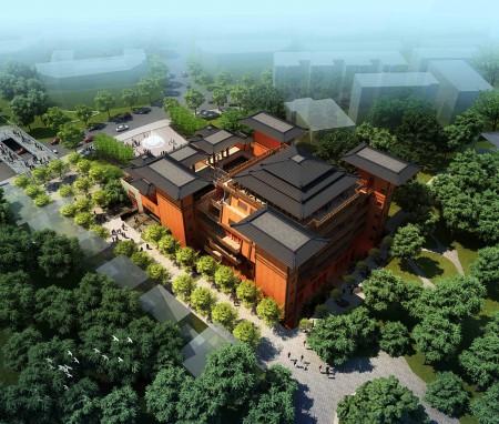 和讯网报道德鲁安捐助的古佛寺规划【媒体关注2014】