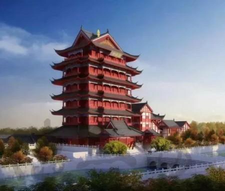 寺院用地面积狭小,看德鲁安如何满足寺院的功能需求,重庆市云溪寺总体规划