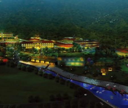 广东省阳春市春都温泉旅游渡假区修建性详细规划