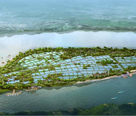 广东南海九江镇旅游产业总体规划