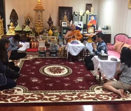 德鲁安受邀到泰国做规划