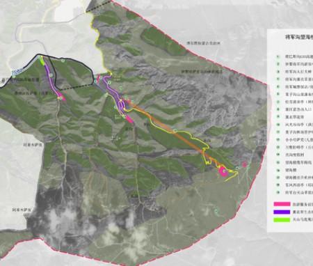 赛里木湖风景区规划