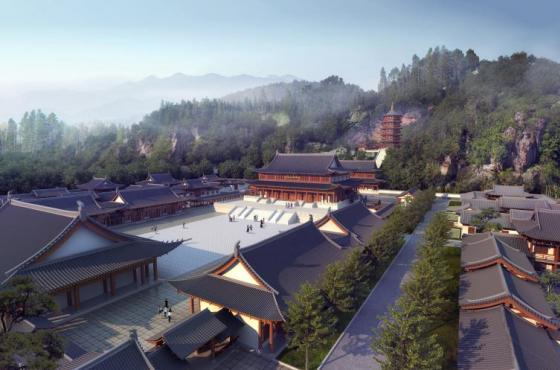 寺院建设从拿到土地到正式投入使用,中间有哪些环节?